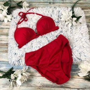 Venus Highwaisted Bikini Set